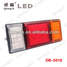 LED volvo truck lights tail lamp