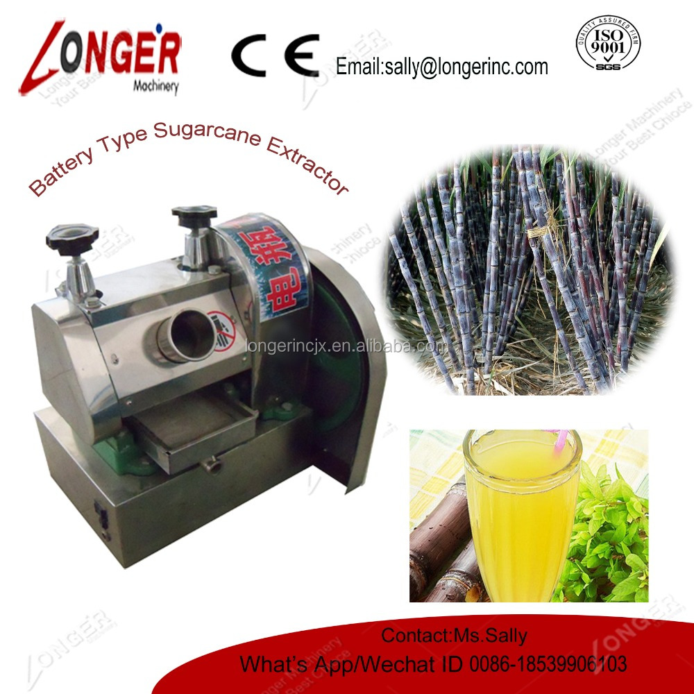 Automatic Sugarcane Juice Making Machine