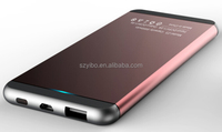 10000mah Li-polymer power bank charger for iphone