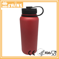 Hydro Flask Insulated Double Wall Stainless Steel Water Bottle, Sport Bottle, Thermos