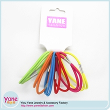 Wholesale sample elastic bands babies plain hair bands