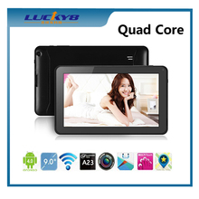 2014 New 9 inch Allwinner A33 quad core 3g tablet pc wholesale cheap pad from china manufacturer