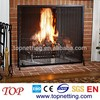environmental protection fireplace curtain mesh