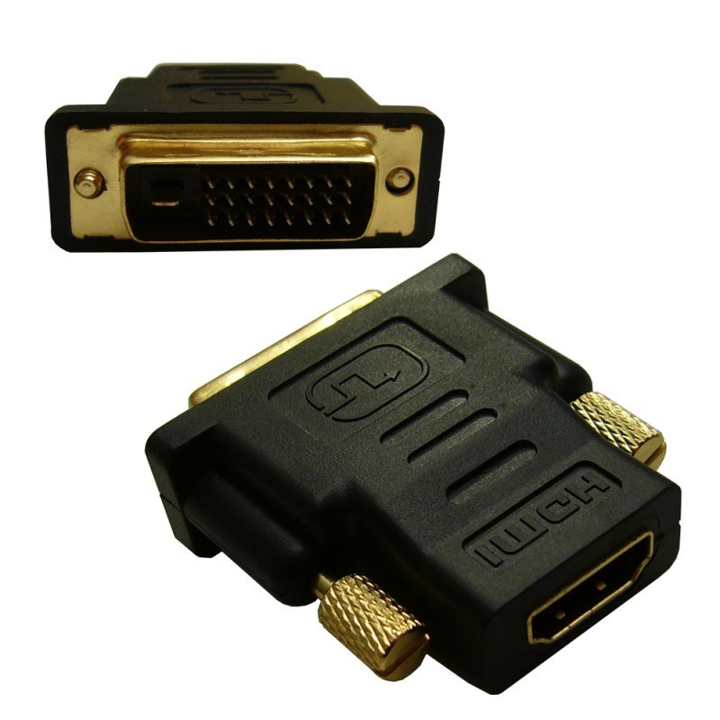Wholesale High Resolution gold plated black 30pin hdmi to dvi ...