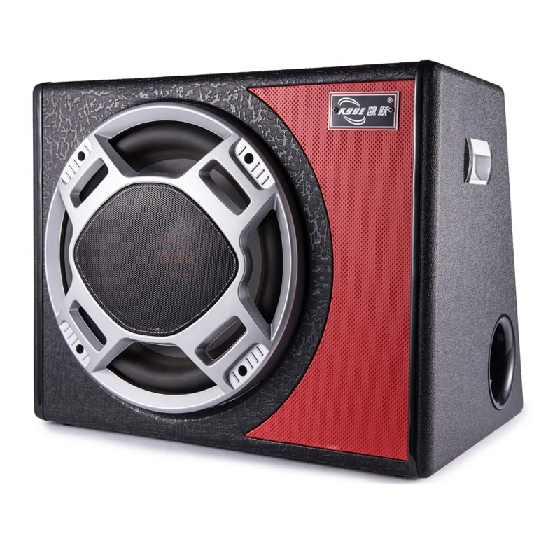 Kyue car audio size 12 inch speaker box