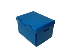 Corrugated plastic shipping boxes/ Corrugated Pizza Box