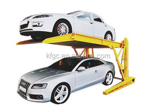 back cantilever smart car lifts parking barrier system germany