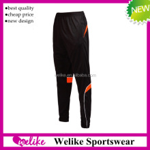 Netherlands soccer pants world cup 2014 hot sale soccer training pants dri fit long football pants wholesale