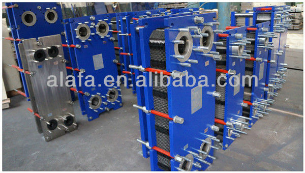 Gasket type plate heat exchanger price