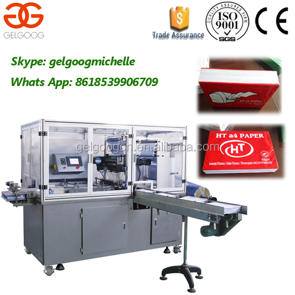 Automatic A4 Paper Packing Machine/A4 Paper Packaging Machine