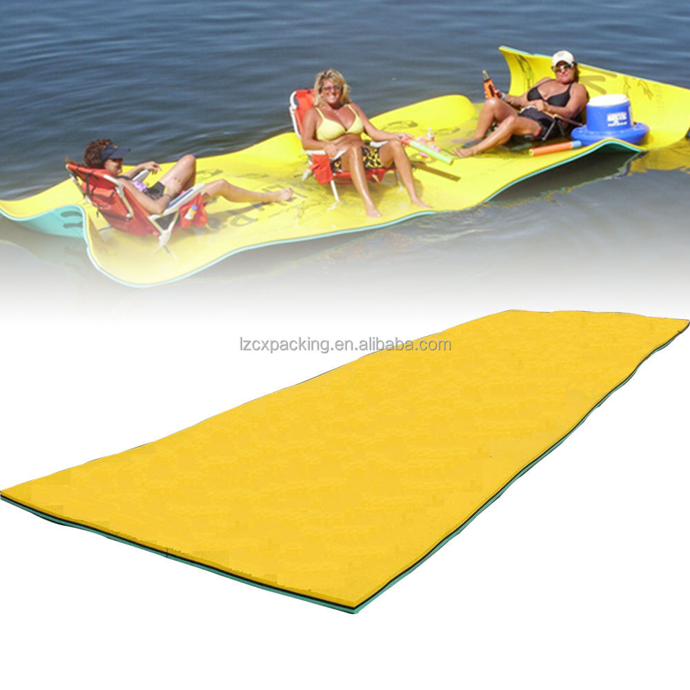 water floating pad