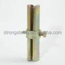 scaffolding drop forged inner joint pin/ Q235 Steel joint pin