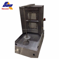 Hot sale gas mini doner machine/kebab machine/doner kebab machine