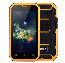 No.1 M2 IP68 Smartphone 4.5 Inch Display Dual SIM Quad Core1GB Ram Android5.0 Waterproof Dustproof Shockproof