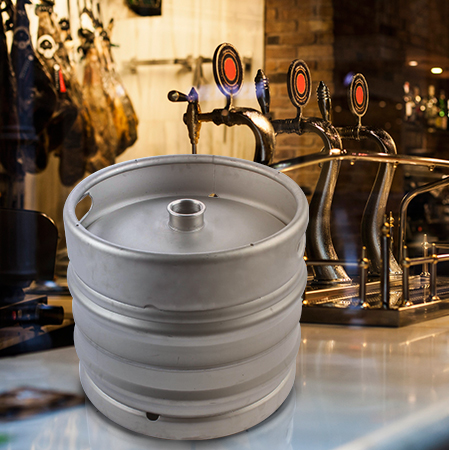 New made beer keg 30L Europe keg with different spear for sale