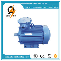 AC asynchronous three phase electric motor 185kw