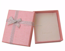 Luxury Paper Jewellery Box Design Wholesale