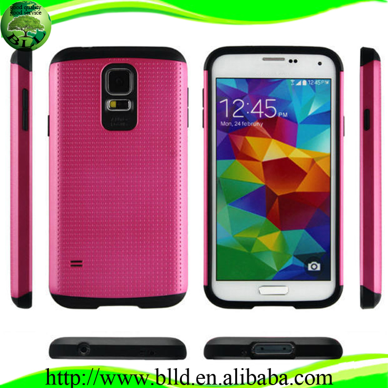Hybrid Cell Phone Case Tpu + Hard PC Case accesorios y fundas para telefonos celulares for Samsung galaxy S5