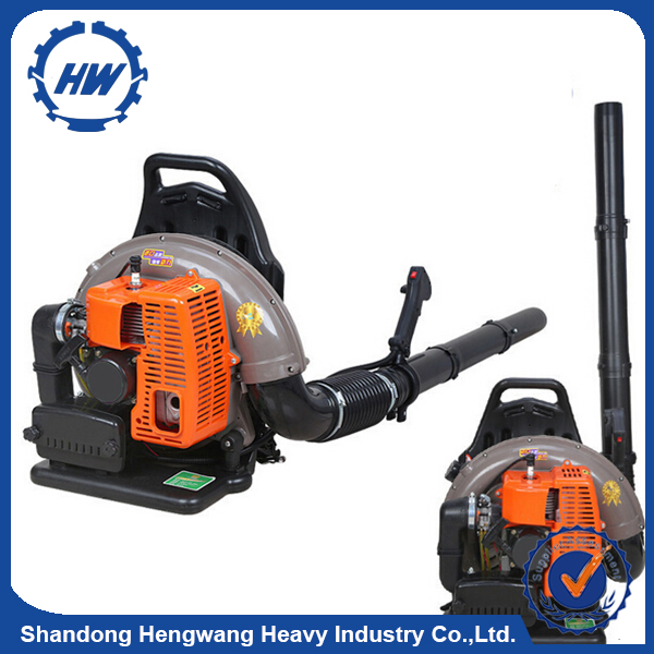New Model Small Hand Gasoline Safety Portable Snow Blower