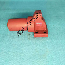 poke Filter Plate type high pressure filter Hydraulic filterDFBN/HC110G1.0