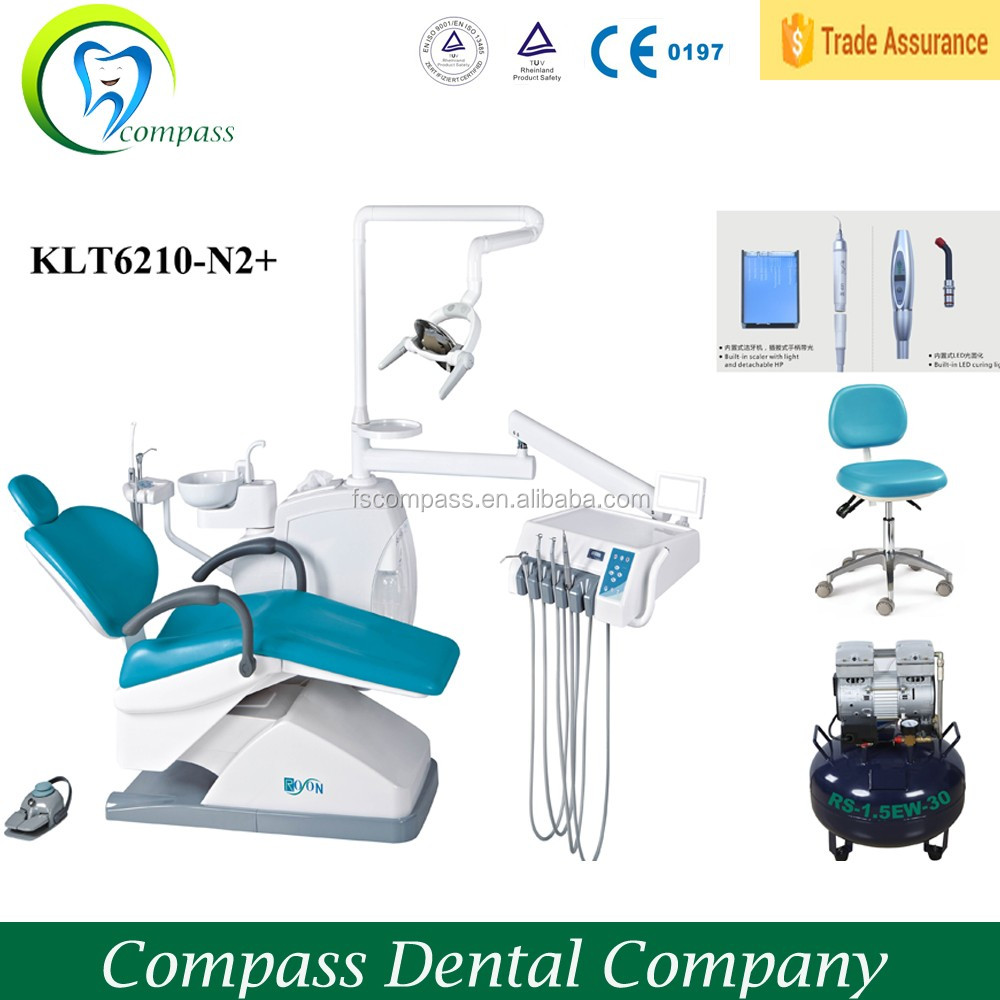 Cheaper dental unit and china dental chair with auto sterilize system