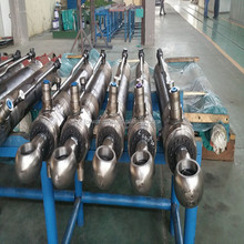 hydraulic telescopic cylinder for lift