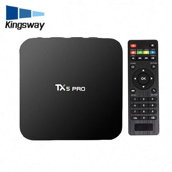 2017 tx5 pro Advance s905x/2G/16G/4K/Quad Core Android6.0 TV BOX & Game Palyer!!! FULLY-LOADED KODI 16.1-FULLY UNLOCKED -WATCH A