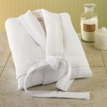 cotton velvet hotel home spa bathrobe pattern with hood