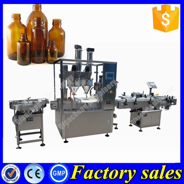 CE certification auto filling machine,toner powder filling sealing machine
