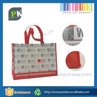 Custom Eco-Friendly Polypropylene Non Woven Shopping Bag