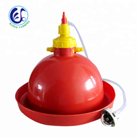 Poultry equipment for broiler automatic chicken bell drinker