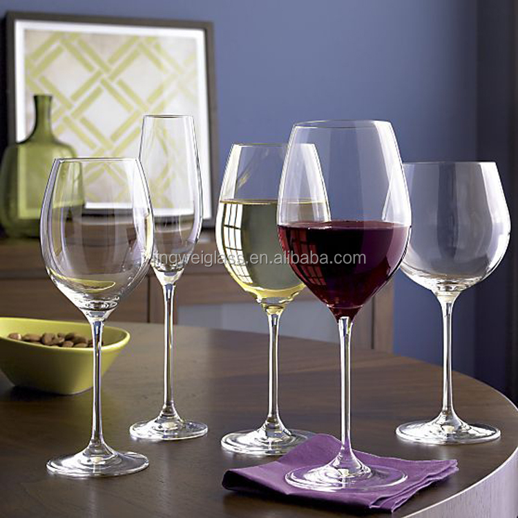 Classic craft stemmed white wine glass