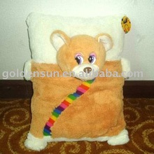 2012 best selling Cute Animal Cushion