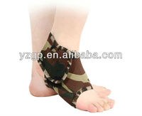 Neoprene ankle support ankle gatherpoints