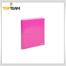 quality guarantee A4 pp file holder/document file folder