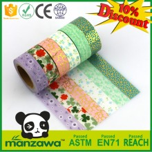 Alibaba China multifuctional lovely printed washi tape for automobile