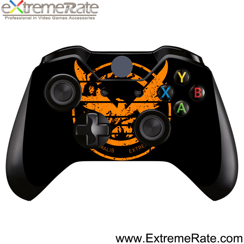 Gaming skins for Xbox One console sticker controller decal