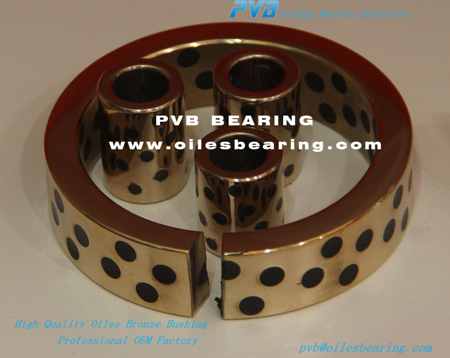 Solid Slide Bushes,SPB-9011050 Oiles Guide Bushing,Popular Oiles Bushing Bearing Product