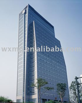 Curtain Wall Project---Fire Bureau Hangzhou
