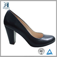 Classic office lady factory price women stylish high heel shoes