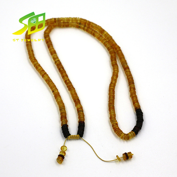 Popular Irregular natural amber jewelry