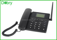 Factory offers RUIM card CDMA cordless phone wireless desktop telephone wall mounted with sms, caller ID 800MHZ 450MHZ