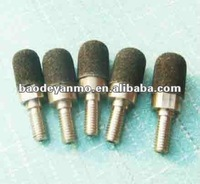 CBN mounted points for compresser cylinder , roller, flange cover