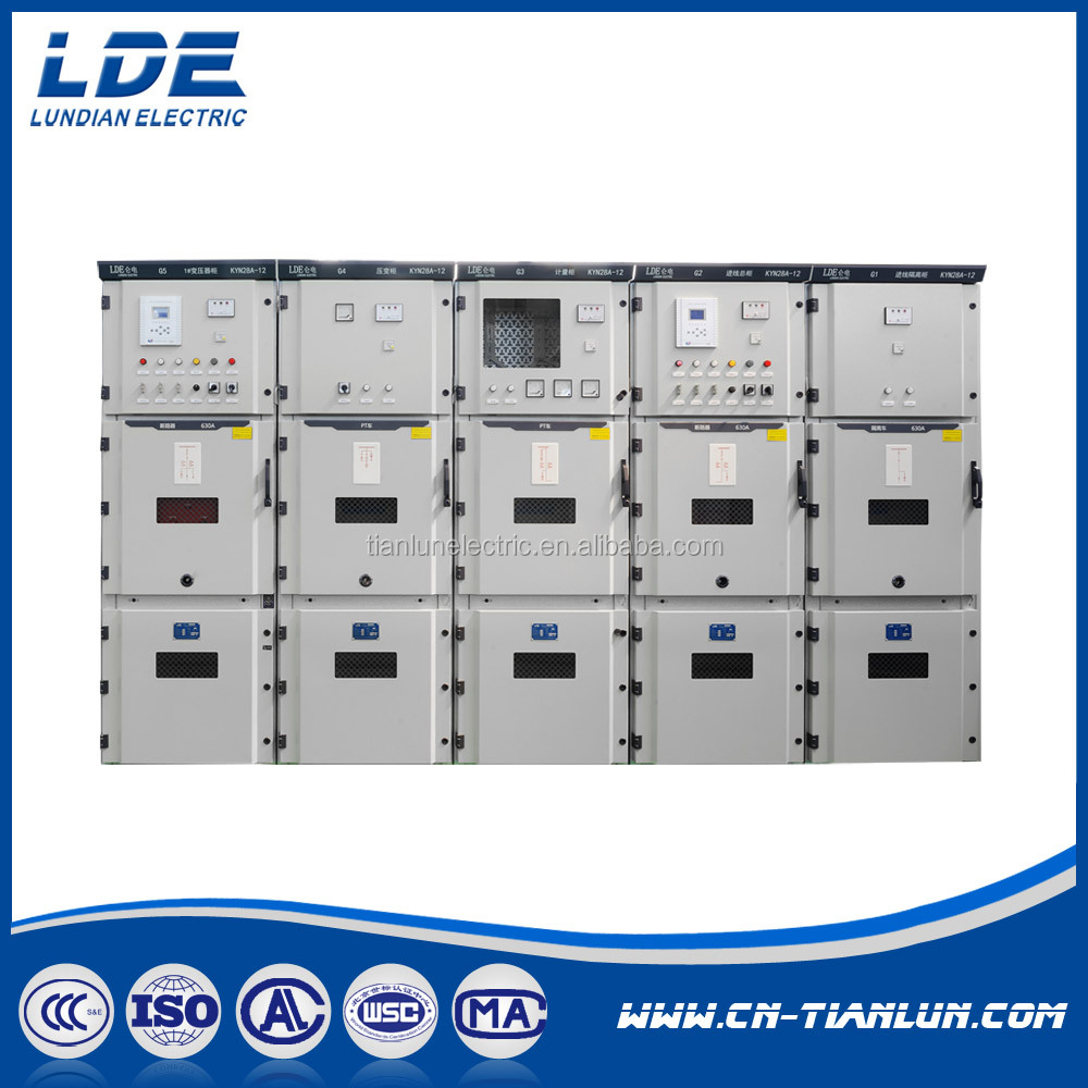 KYN28A-24 high voltage metal-clad removable enclosed /24KVDistribution Board Distrubution Cabinet cabinet switchgear