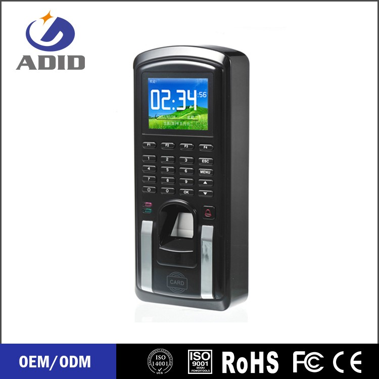high quality biometric door access controller F151