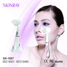Wonderful sonic electric face cleansing brush for facial skin care
