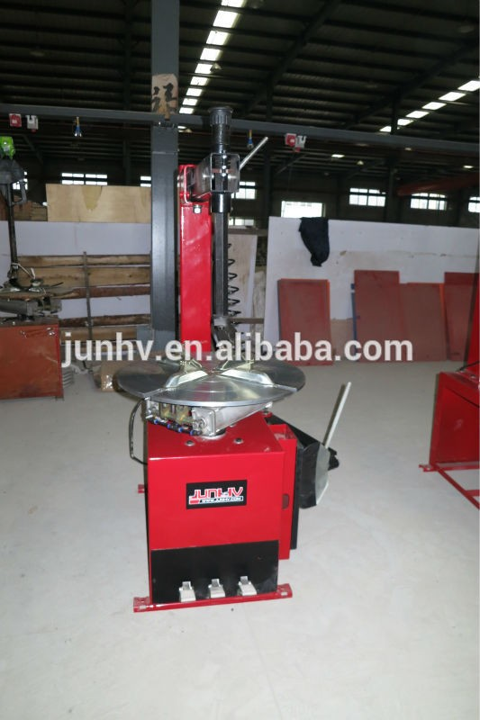 4S auto shop portable tyre changer with CE