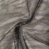 Mesh custom printed polyester mesh fabric breathable fabric