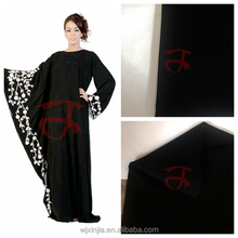 korean black lexus fabric for abaya, burqa