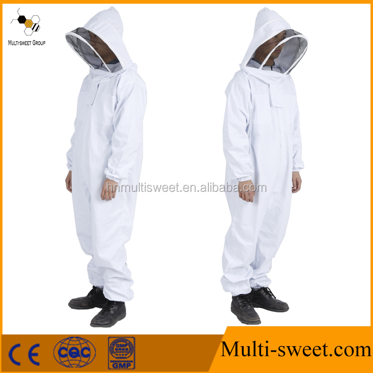 Bee Keeping Protection Clothing Suit Jacket for Beekeeper